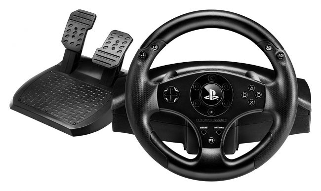 Thrustmaster T80 Racing Wheel PS4 Review