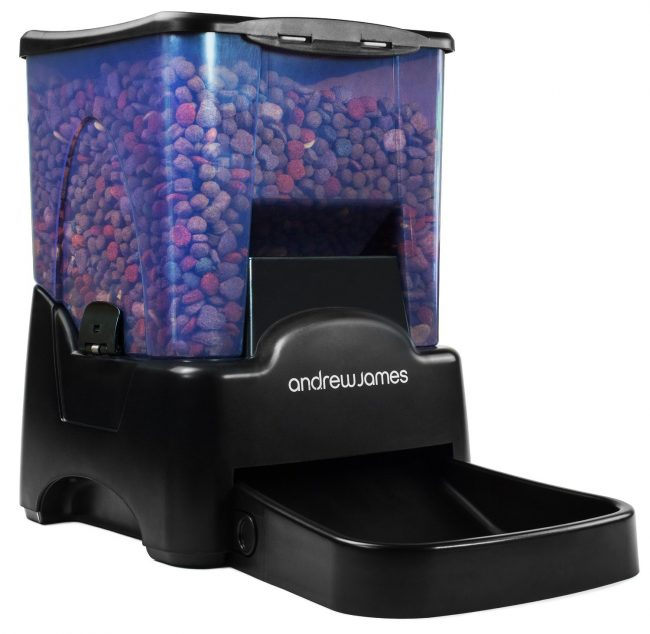 Andrew James Automatic Pet Feeder