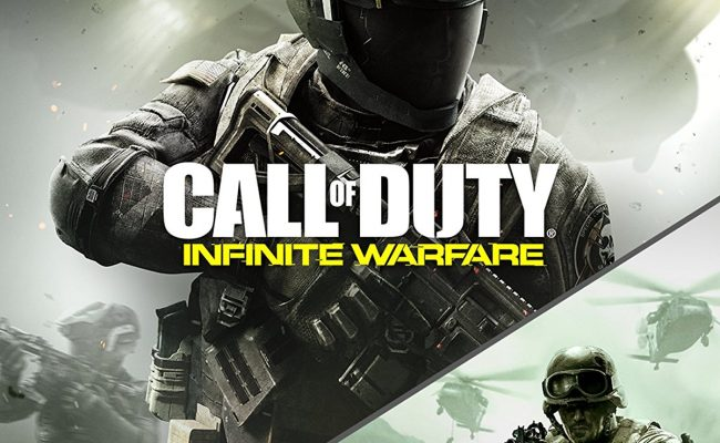 Call Of Duty Infinite Warfare Review UK 2017
