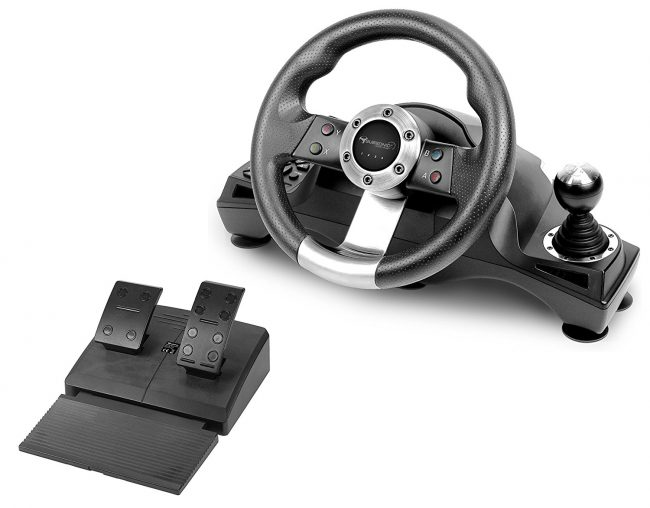 Subsonic - Drive Pro Sport Wheel (PS4)