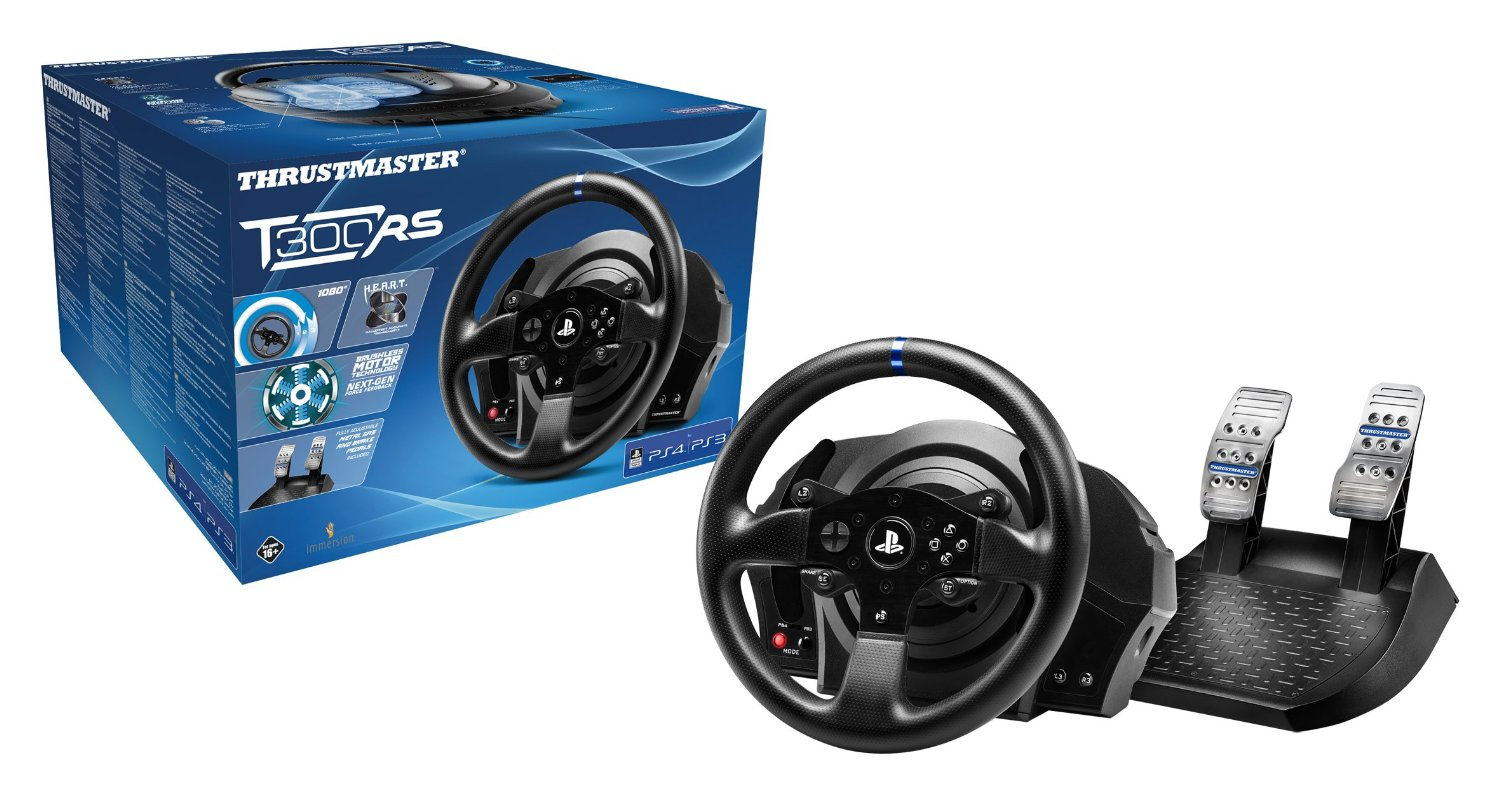 Thrustmaster T300 Rs Review Gadget Loft Uk Specialist