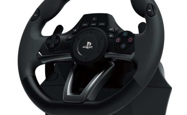 rwa racing wheel ps4 Review
